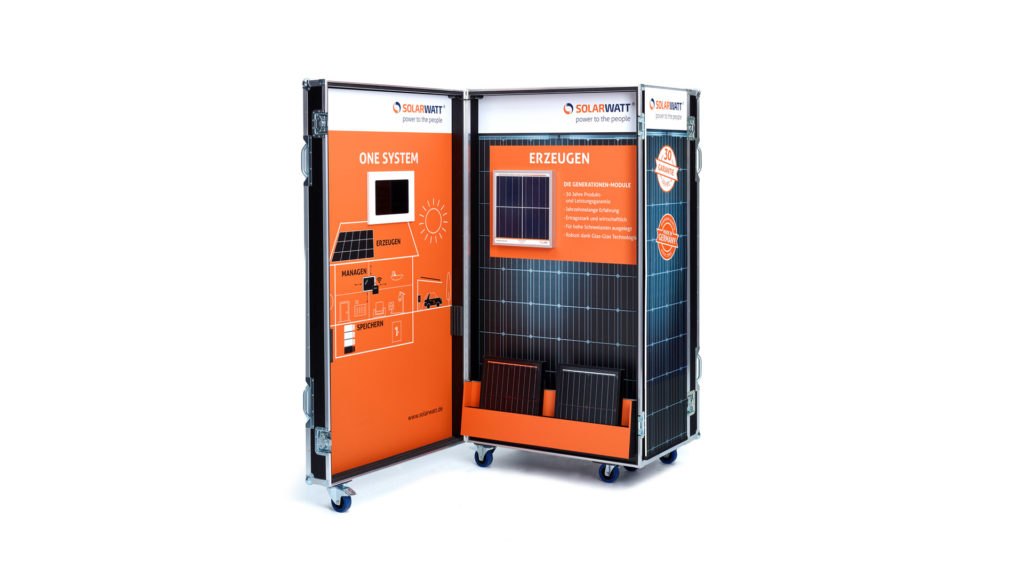 Solarwatt-Flightcase